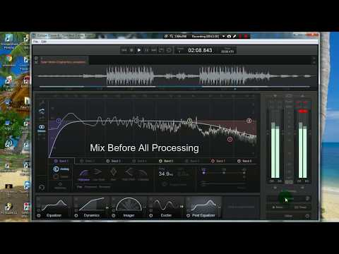 10 Steps to a Quick Master | iZotope Ozone | Audio Mastering