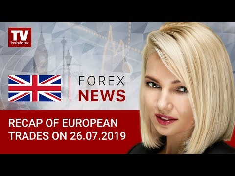 26.07.2019: Traders poised to sell EUR and GBP (EUR, GBP, USD, GOLD, CHF)
