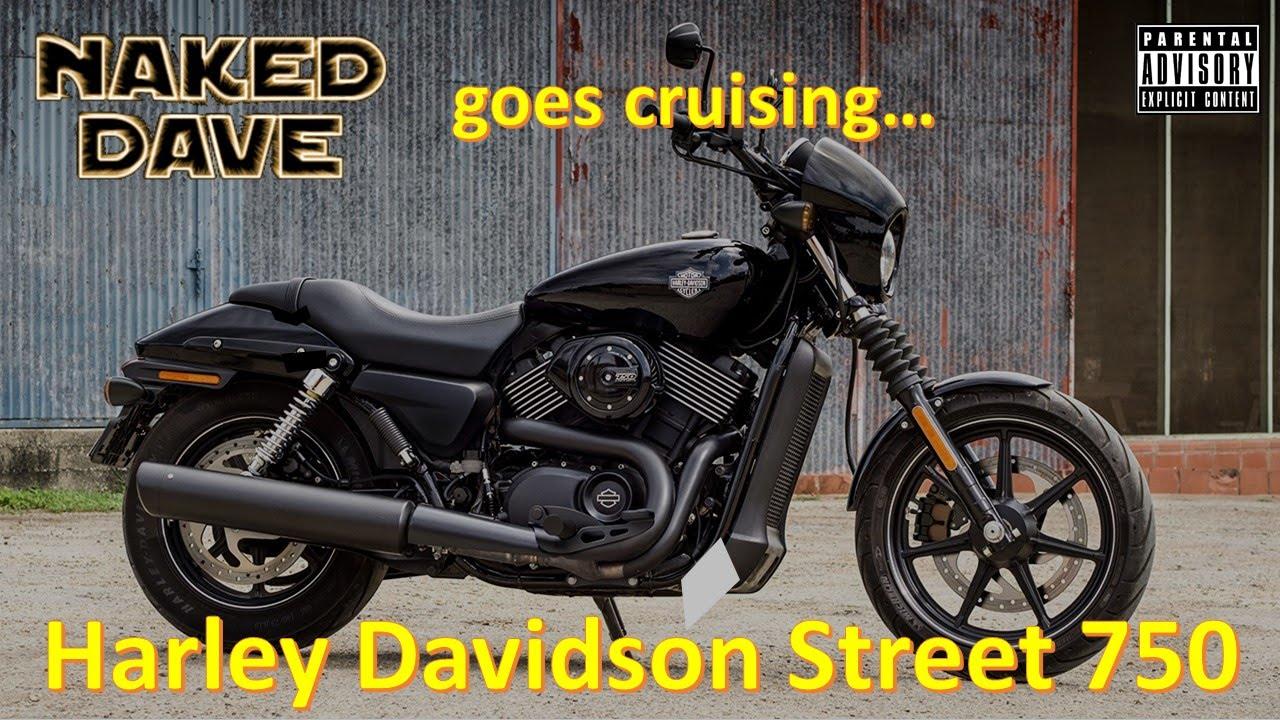 Harley Davidson: Harley Davidson Street 750