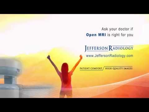 Jefferson Radiology Open MRI