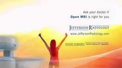 Jefferson Radiology Open MRI