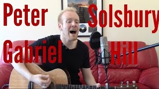 Hi all. it's new cover day. hope you guys enjoy my of peter gabriel's 'solsbury hill'. hit subscribe for more videos, gear reviews and original m...