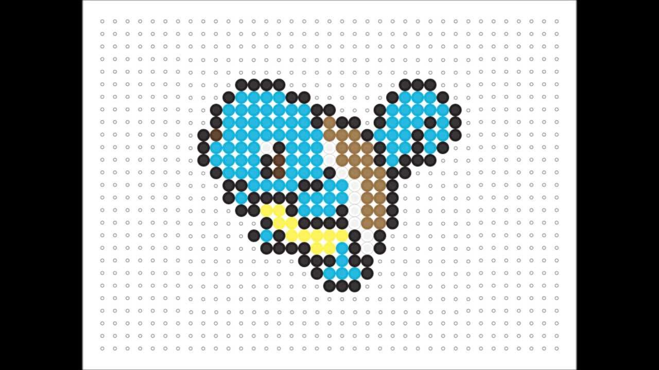 Perler Bead Pokemon Patterns Wwwgalleryhipcom The