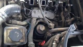 BMW Е46 2.0 Д 136л VP44 насос ремонт