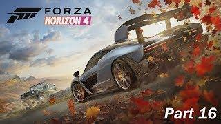 Forza Horizon 4 - Drifting Hellcat - Part 16 (Playthrough)