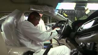 Видео с завода по сборке Хонда Аккорд 2013