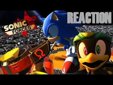 Sonic Forces Introduction Trailer Reaction and Analysis Part 1