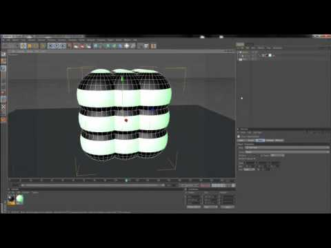 cinema 4d r12 tutorial falling spheres youtube. Black Bedroom Furniture Sets. Home Design Ideas