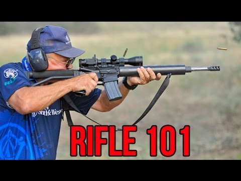 Rifle Shooting | GAT Guns