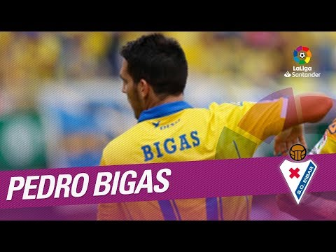 Pedro Bigas, la nueva incorporación de la SD Eibar thumbnail