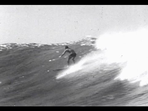 Surf Riders Vintage Surf Action In Hawaii