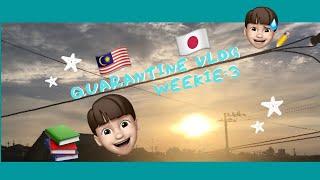 VLOG   Quarantine Vlog By Yuzuki