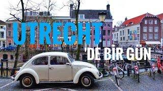 UTRECHT 'de bir gün... 🎈 (#Hollanda gezilecek yerler)
