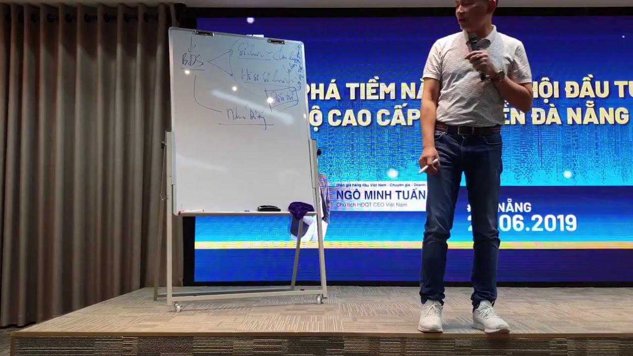 Đẳng Cấp Đào Tạo Bất Động Sản Tại PGT Group Đà Nẵng | Ngô Minh Tuấn | Học Viện CEO Việt Nam