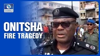 The Onitsha Fire Tragedy: 'It's a national disaster'