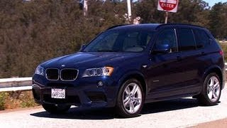 Car Tech - 2013 BMW X3 xDrive28i