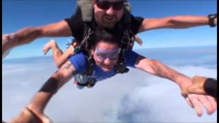 Skydive 2 - Spinning thru the Clouds