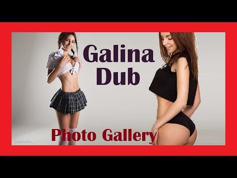 😍 Galina Dub - Volume 1 | PHOTO COLLECTION 📸 | Really Beautiful ❤️❤️ you have to see it!! ✔️✔️