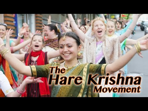 Minute Faith ~ The Hare Krishna Movement