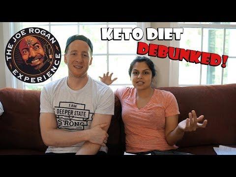 Joe Rogan Keto Diet Debunked - Layne Norton vs Dom D'agostino