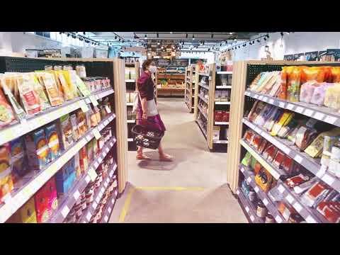 Provilan @ organic shop in Brussels