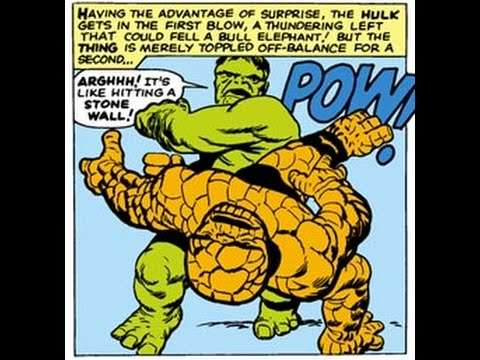 Fantastic Four #12 (Jack Kirby art)