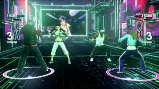 The Hip Hop Dance Experience - Gameplay #1 - Lil Wayne ft Static Major - Lollipop
