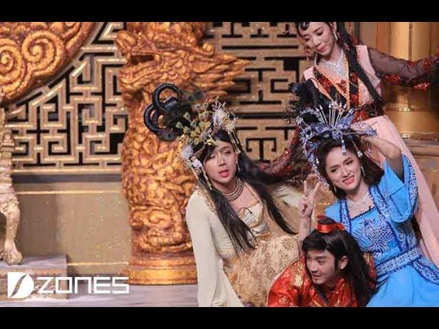 Trấn Thành Tán Hương Giang Idol Bầm Dập Vì Tội Tranh Sủng   Hài Trấn Thành 2018