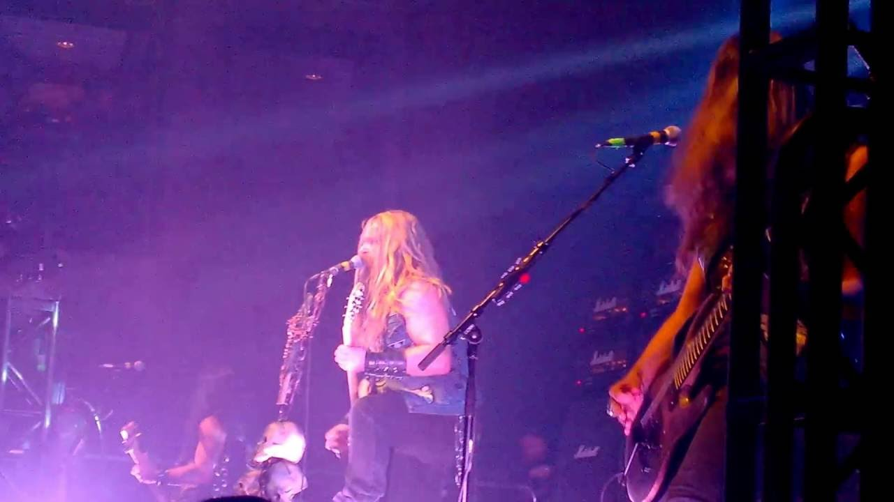 Black label society meet your maker youtube black label society meet your maker m4hsunfo