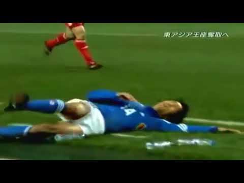 이게 축구냐? 개막장축구 중국vs일본