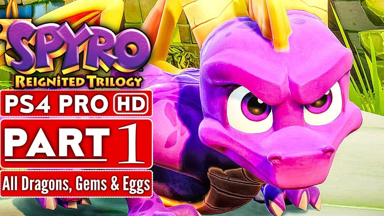 Download Game: SPYRO REIGNITED TRILOGY Skidrow Games