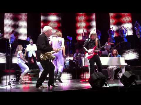 ABBA The Show Graz 3rd March 2013 - Does Your Mother Know (live)