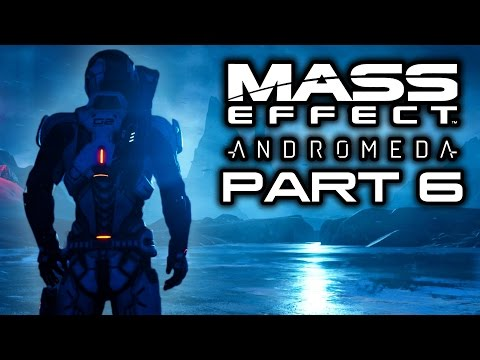 MASS EFFECT ANDROMEDA: Finishing Up Eos and Heading to Voeld! (Let's Play Stream Part 6)