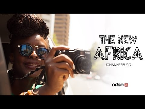THE NEW AFRICA - JOHANNESBURG