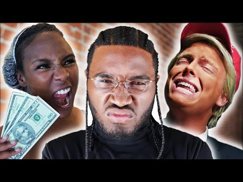 "Kendrick Lamar - ""HUMBLE"" PARODY Ft. DONALD TRUMP"