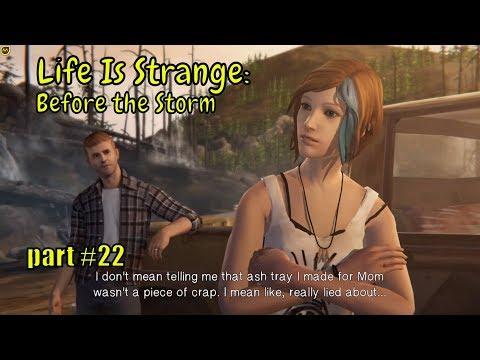 "?❤️?? Life is Strange ?❤️?? : "" Chloe talks to Rachel's real mom SERA "" - part # 22 thumbnail"