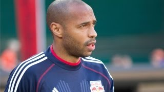 GOAL: Thierry Henry with a strike from distance | D.C United vs New York Red Bulls