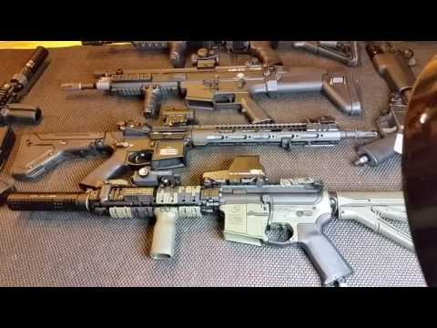 My Airsoft Arsenal: In Depth Look 8/30/2014