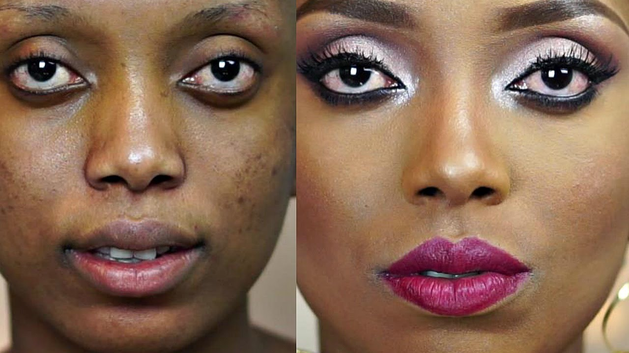 How To Contour And Highlight Your Nose To Look Slim And Natural  Youtube