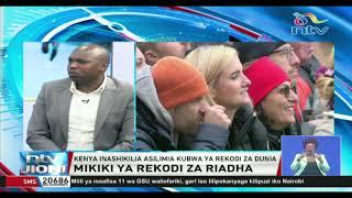 Eliud Kipchoge sasa amejiunga na Usain Bolt - Vasiline