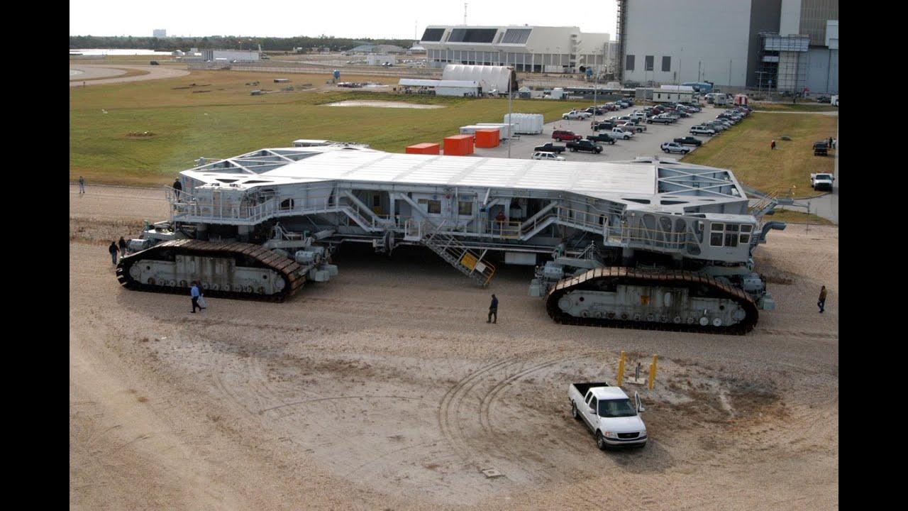Worlds biggest vehicles