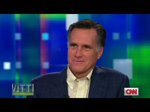 CNN: Mitt Romney on the politics of Mormonism