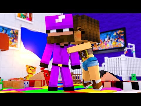 Minecraft Daycare - MY HERO !?