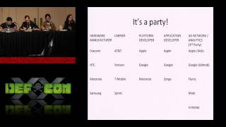 DEF CON 20 - Christopher Soghoian - Can you track me now?