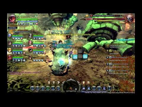 DN SEA Black Dragon (HC), Barbarian (Post Revamp) - xDesKaelzx