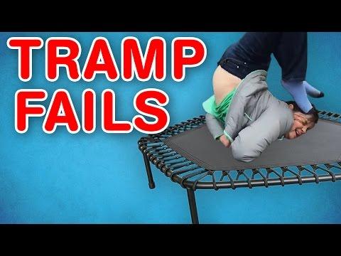 Trampoline Fails | Fail Compilation