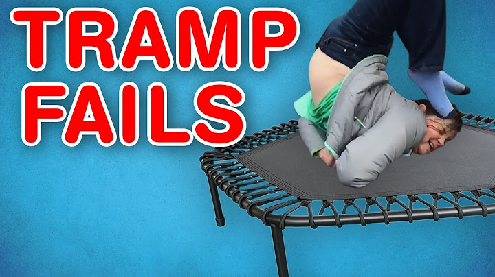 trampoline fails  fail compilation