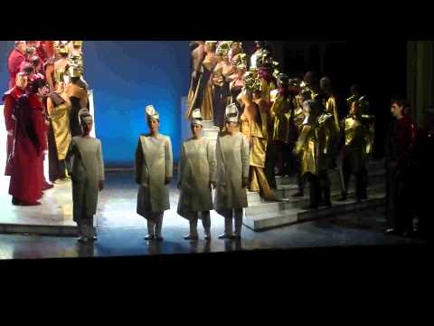 Lohengrin Premiere at the National Opera in Bucharest 2011