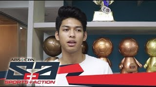 Nowhere to go but UP | Ricci Rivero EXCLUSIVE Interview