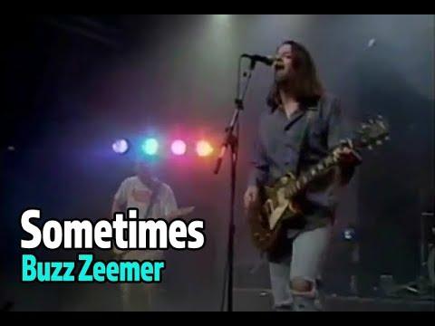 Buzz Zeemer - Sometimes (live)